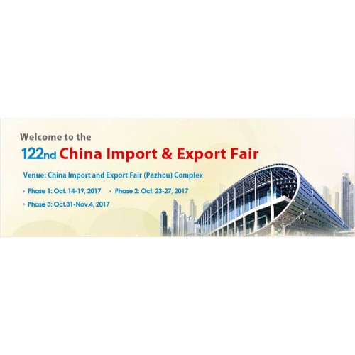 Canton Fair China Import and Export
