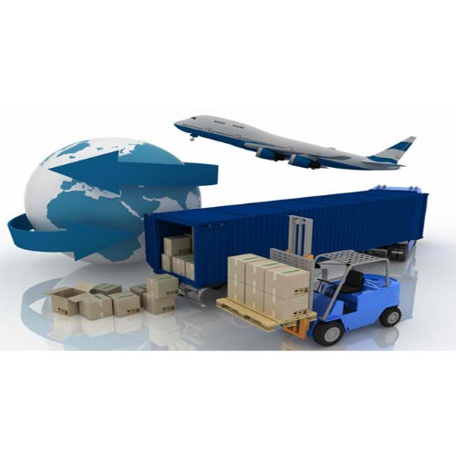 Different logistic of shipping overseas